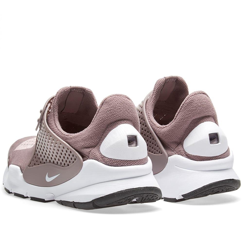 13da48ca Nike Sock Dart W Taupe Grey, White & Black | END.