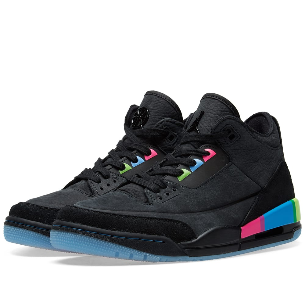 big sale 529c8 99b59 Air Jordan III Retro SE GS 'Quai 54'
