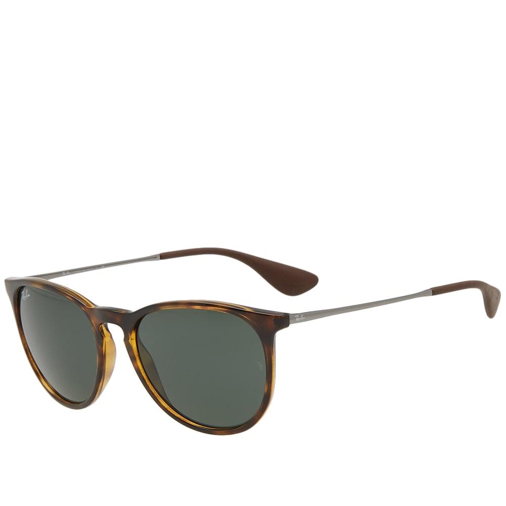 421097b9afdb9 Ray Ban Erika Sunglasses Light Havana   Green