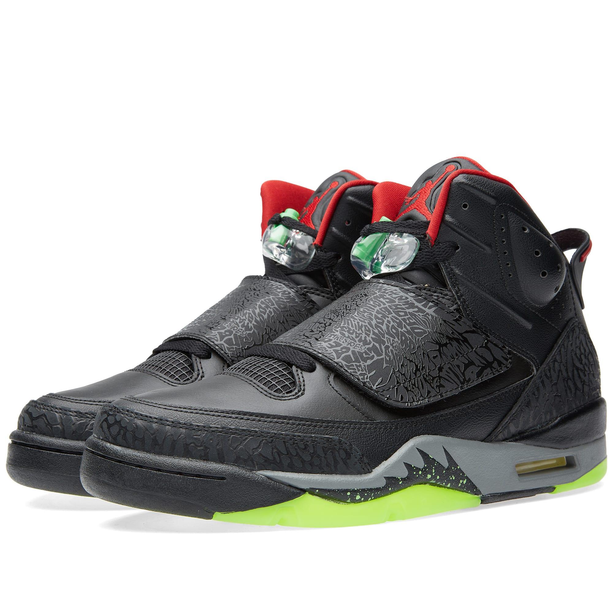 be86dc427888 Nike Air Jordan Son of Mars Black