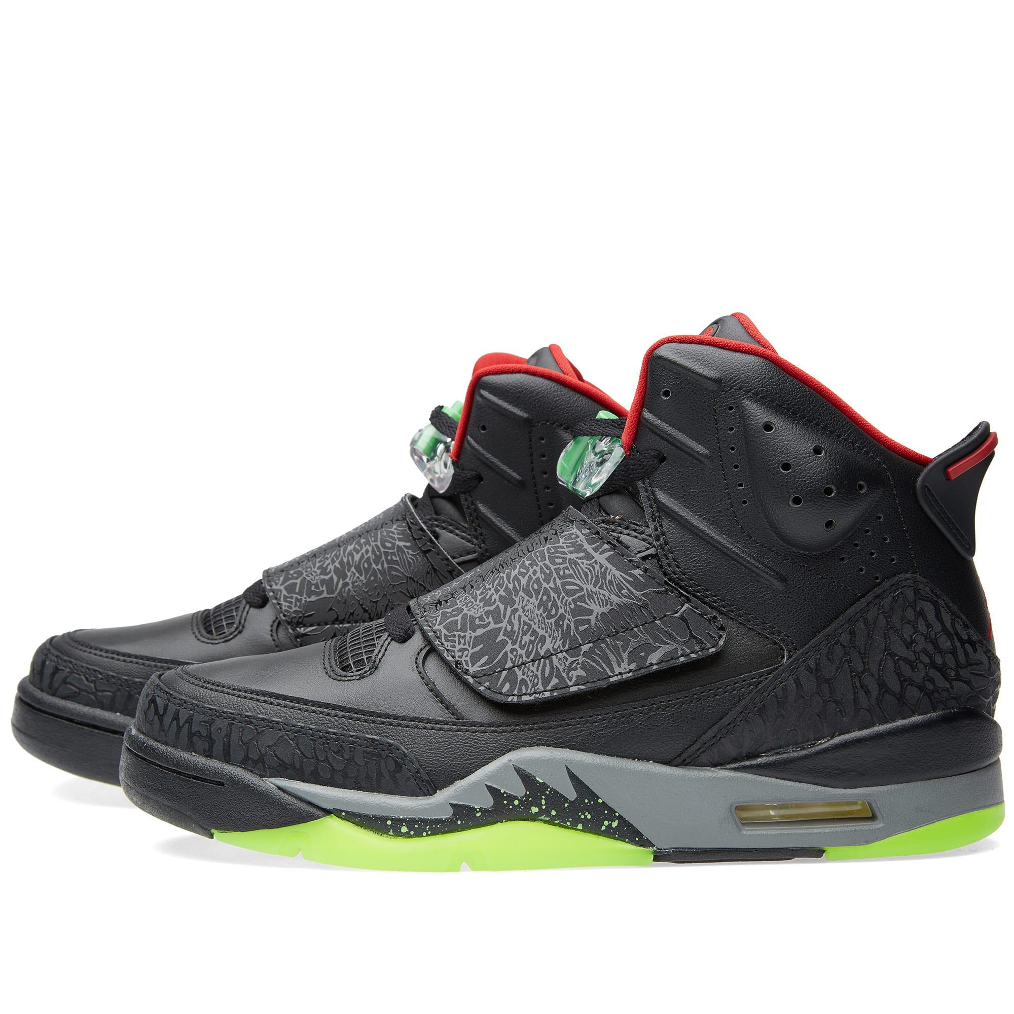 Nike Air Jordan Son of Mars Black, Gym