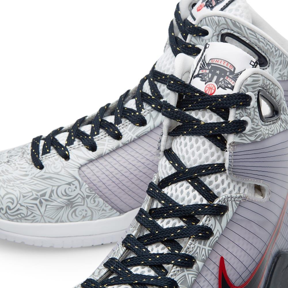Nike Hyperdunk OG White \u0026 Dark Obsidian