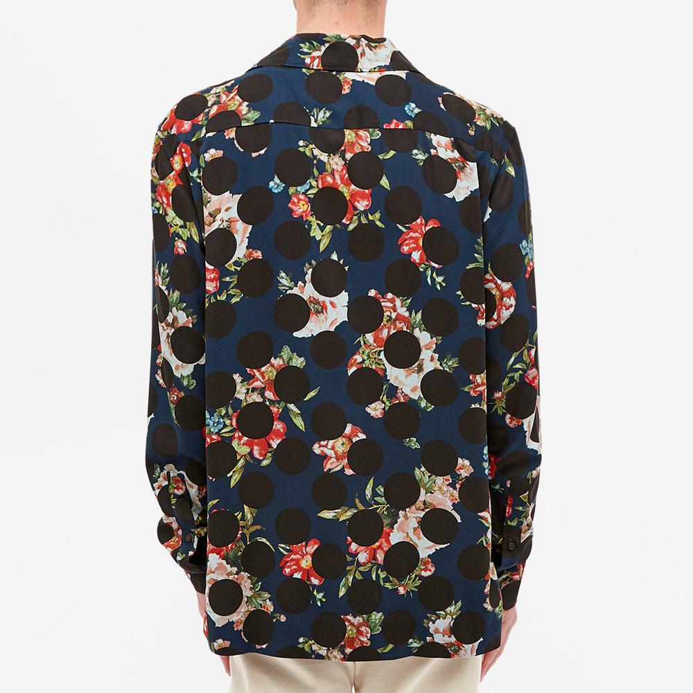 ACNE STUDIOS Denims Acne Studios Simon Floral Polka Print Shirt