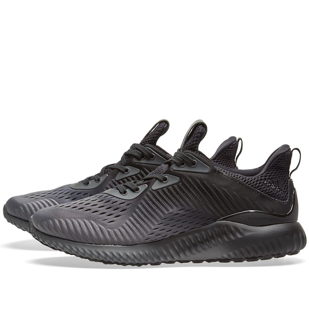 5641b8ae1 Adidas Alphabounce EM Core Black