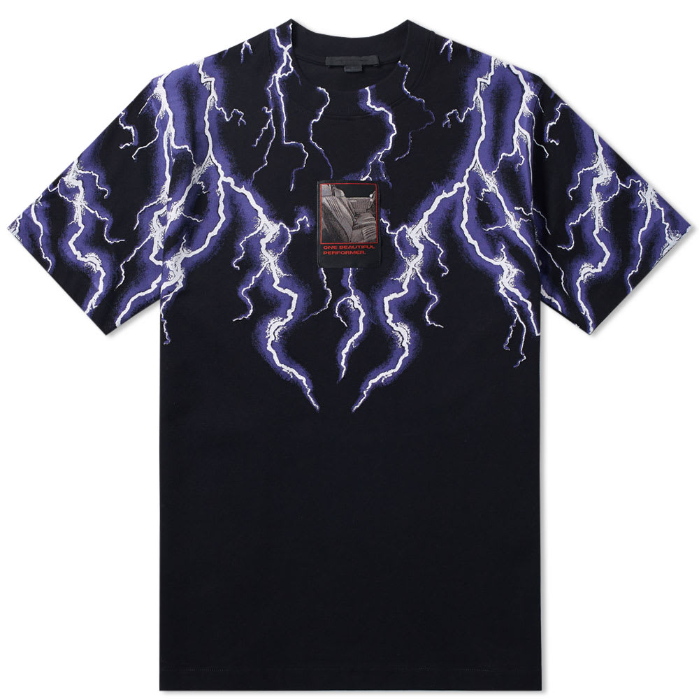 74ed47ded8 Alexander Wang Lightning Collage Tee
