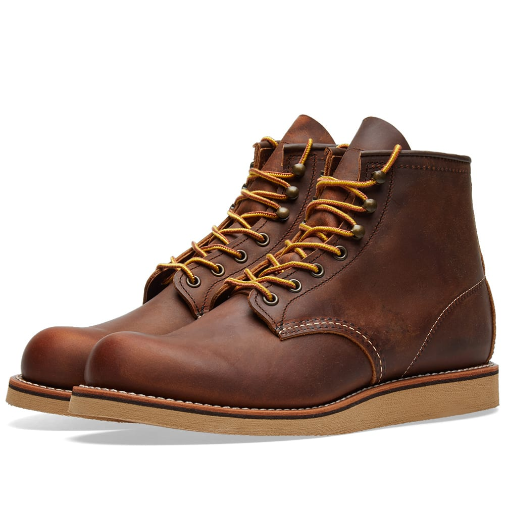 RED WING 2950 HERITAGE WORK ROVER BOOT
