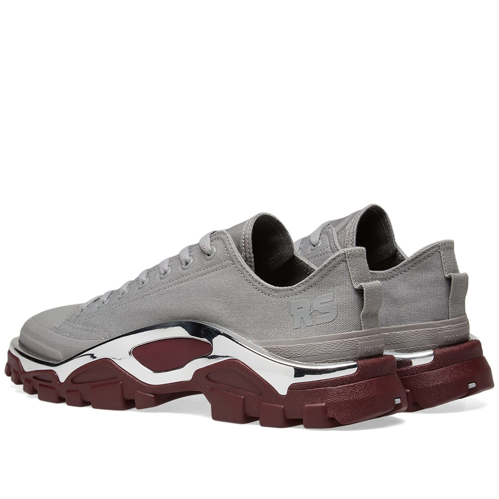 Adidas x Raf Simons Detroit Runner Grey