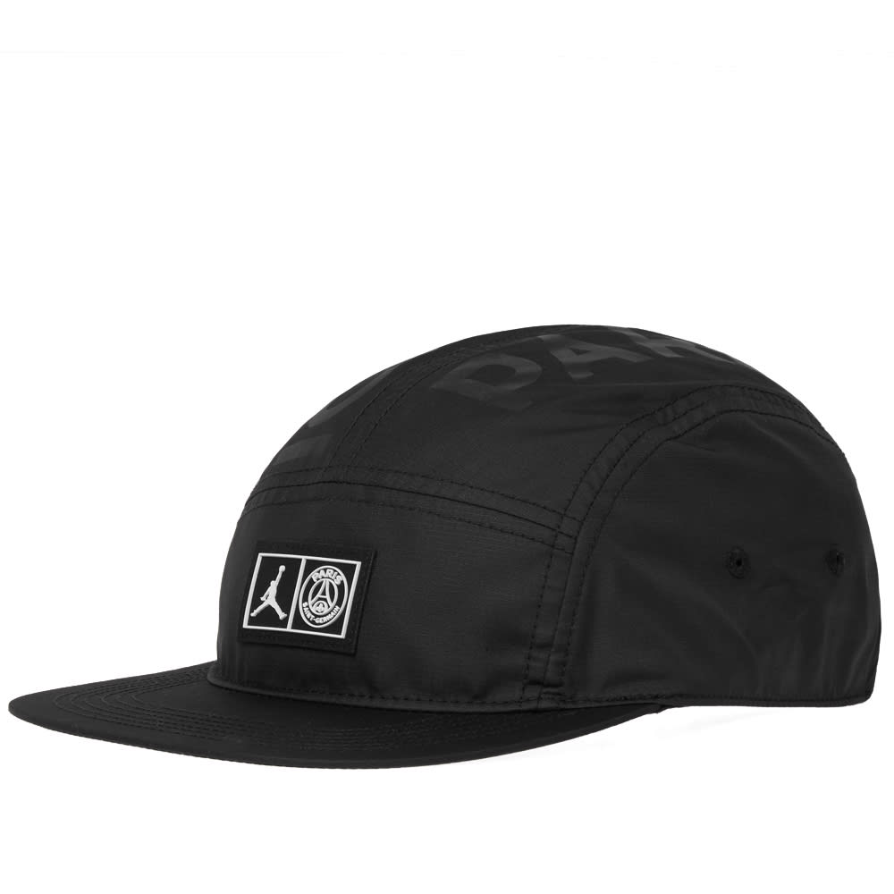 a7d4ce2fc0ca1 Jordan x Paris Saint-Germain AW84 Cap Black