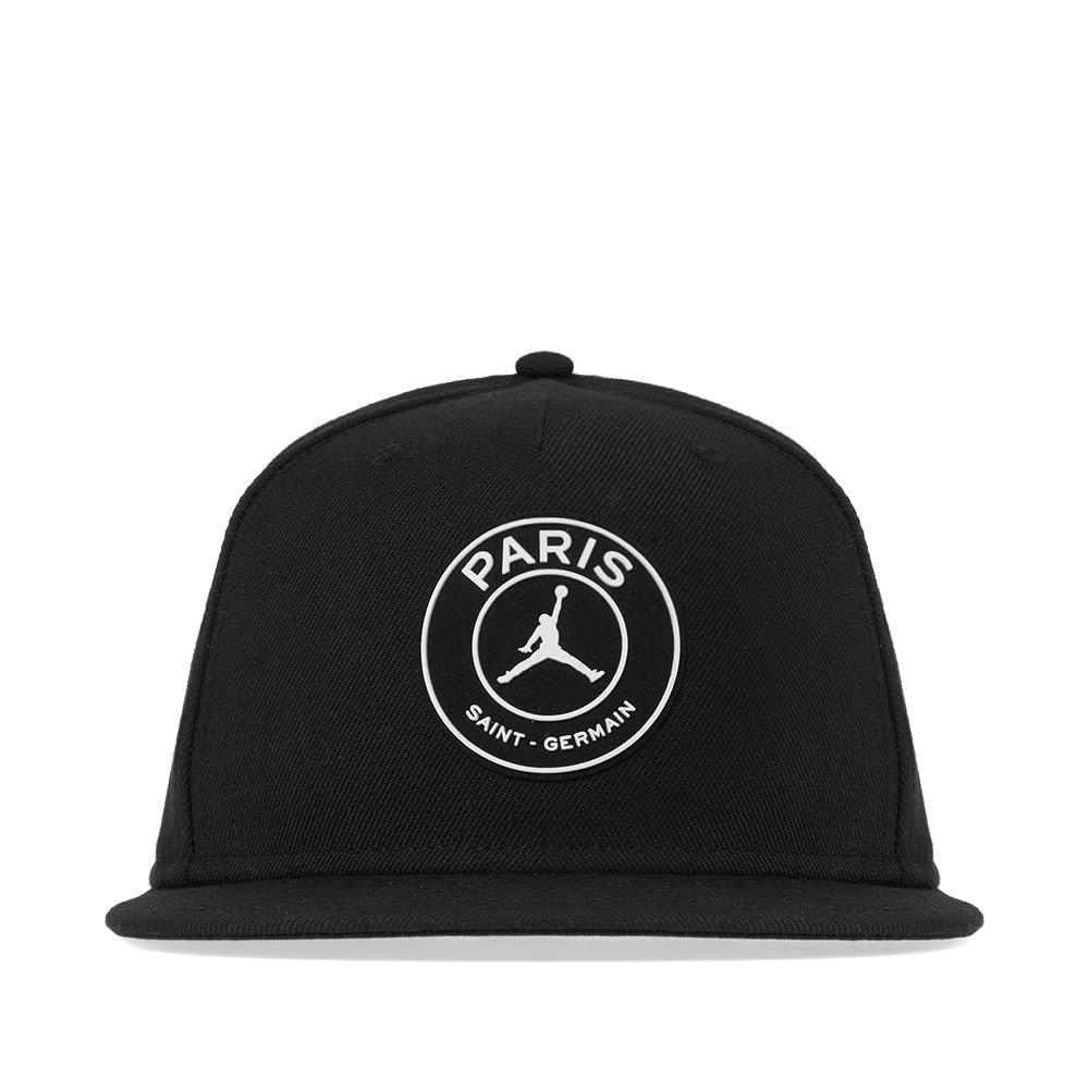 85f39c78d20651 Jordan x Paris Saint-Germain Pro Cap Black