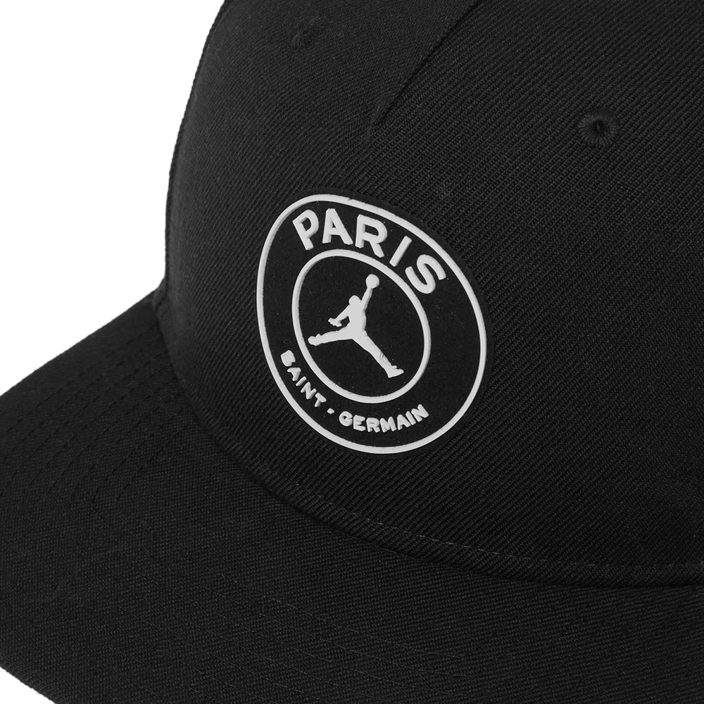 e937ed5ecbc49 Jordan x Paris Saint-Germain Pro Cap Black