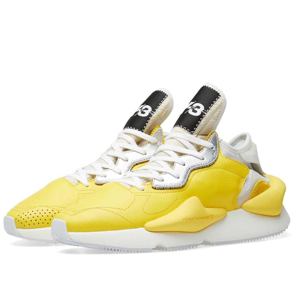 963f3235c51af Y-3 Kaiwa Yellow