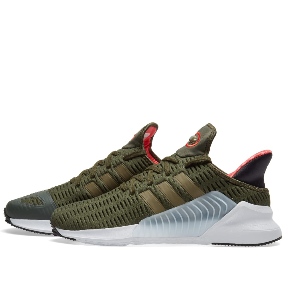 adidas Originals Climacool 0217 W: Red Night in 2019