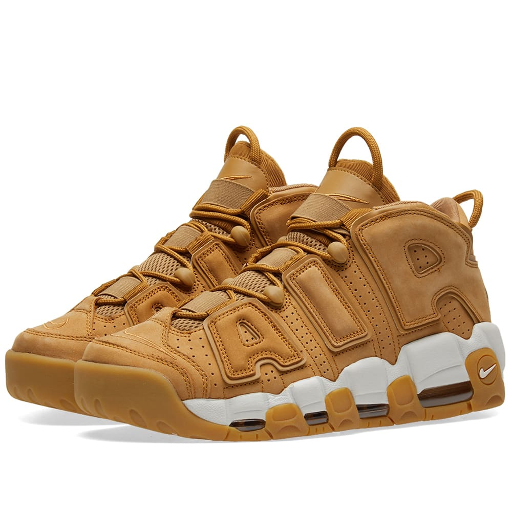 Drammaturgo ritardo Scintillio  Nike Air More Uptempo 96 Premium Flax, Gum & Light Brown | END.
