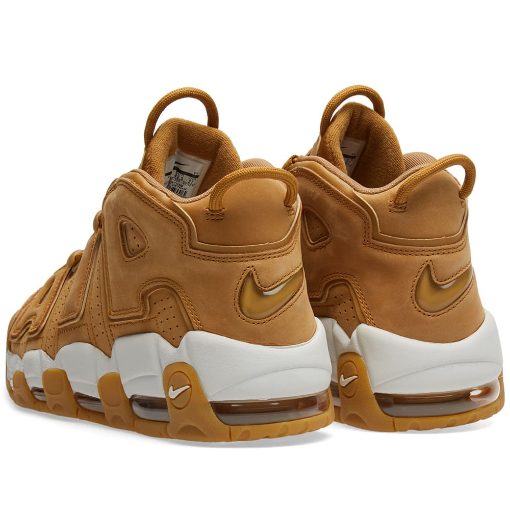 finest selection 02336 be7bc Nike Air More Uptempo 96 Premium Flax, Gum   Light Brown   END.