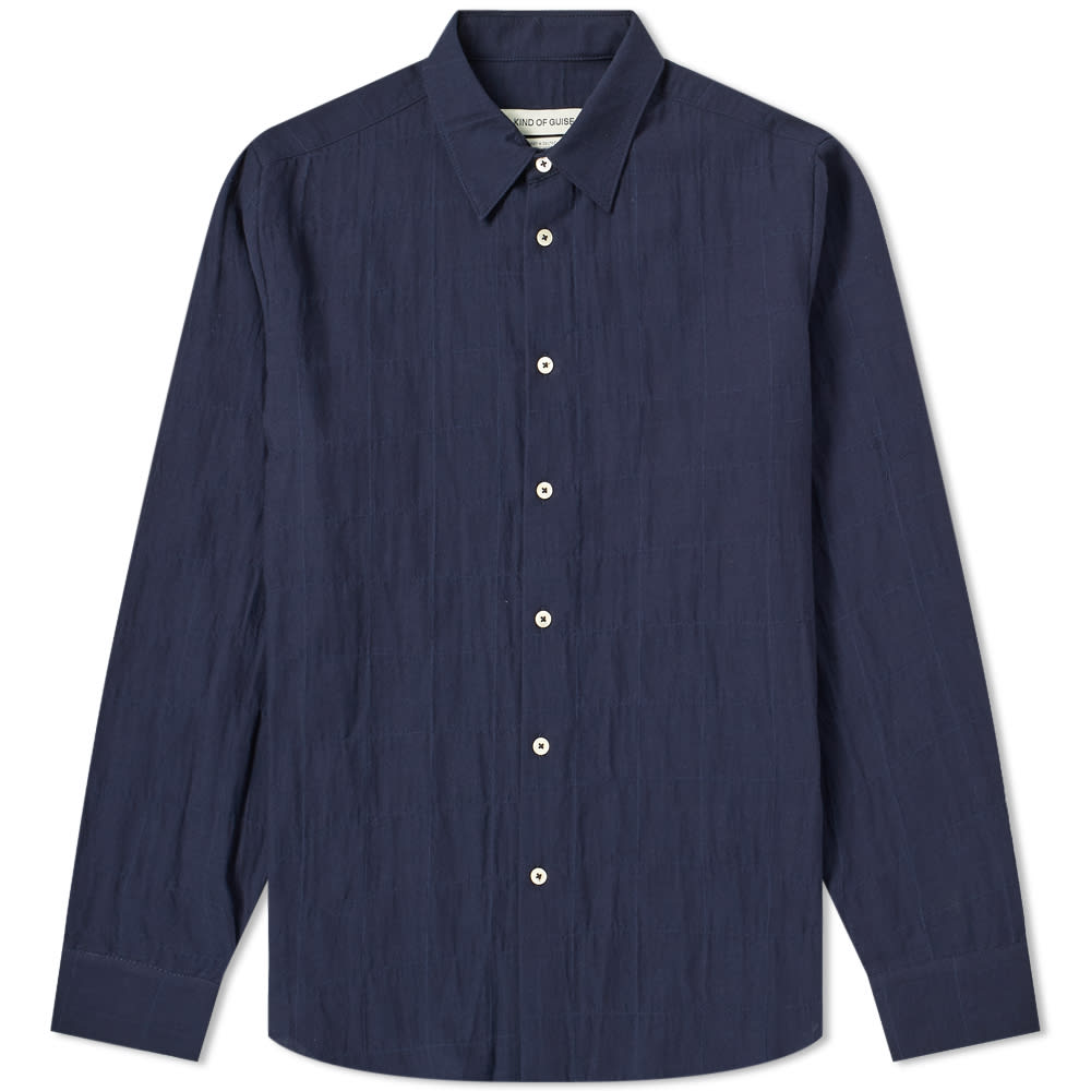 A KIND OF GUISE A Kind Of Guise Dharan Shirt in Blue