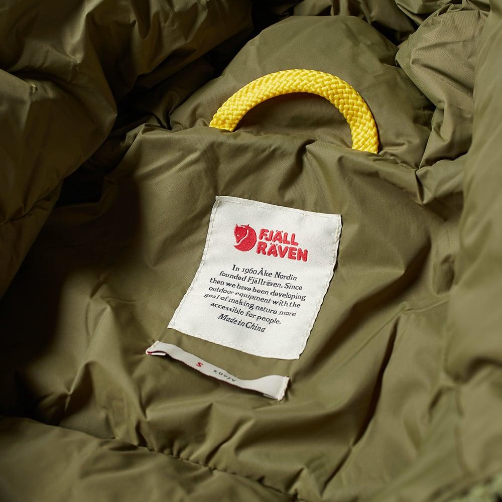 FjallRaven Expedition Down Lite Jacket W Green de