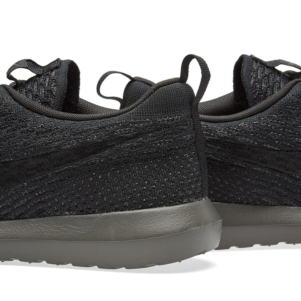 new products 89ca7 5458a Nike Roshe NM Flyknit Black   Midnight Fog   END.