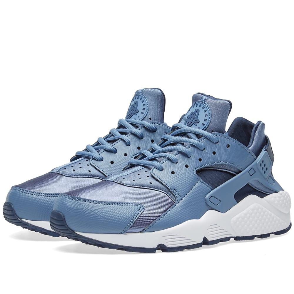 sports shoes c207e b2bd6 Nike W Air Huarache Run Ocean Fog   Midnight Navy   END.
