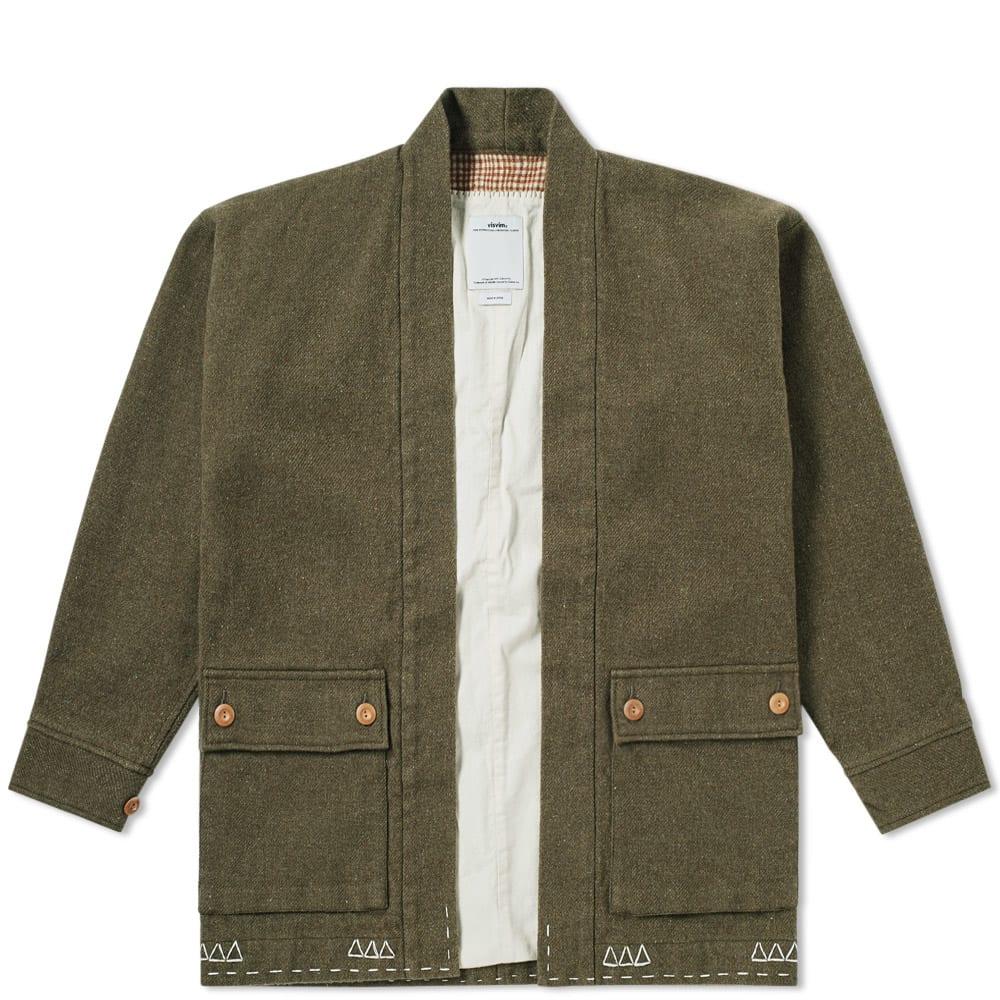 57e057e88 Visvim Sanjuro Jacket