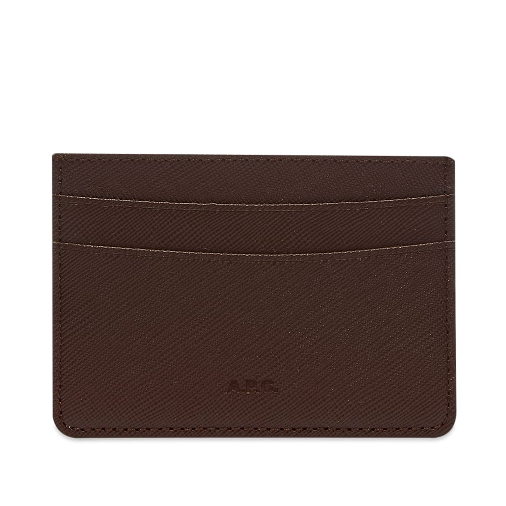 A.p.c. Accessories A.P.C Andre Card Holder