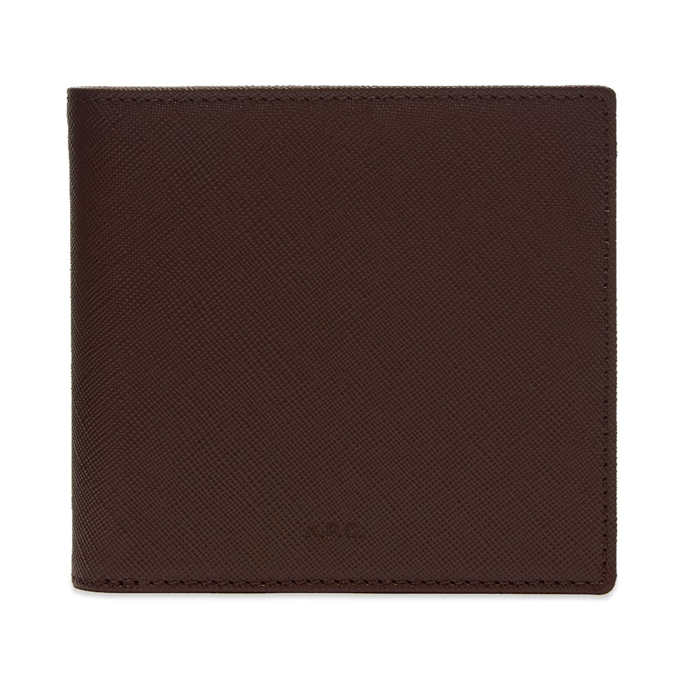 A.P.C. London Billfold Wallet PXBJQ-H63340-CAI