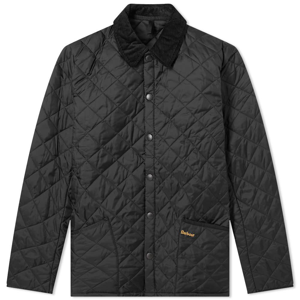 Barbour Heritage Liddesdale Quilt Jacket MQU0240BK11