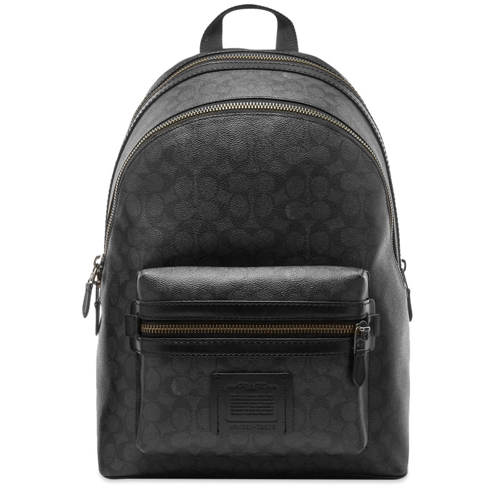 Coach Backpacks Coach Signature Academy Leather Backpack
