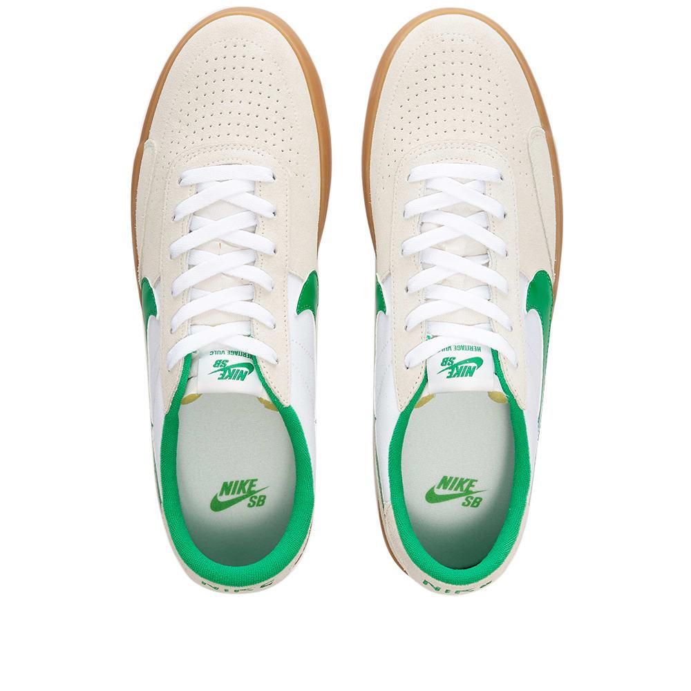 Nike SB Heritage Vulc Summit White