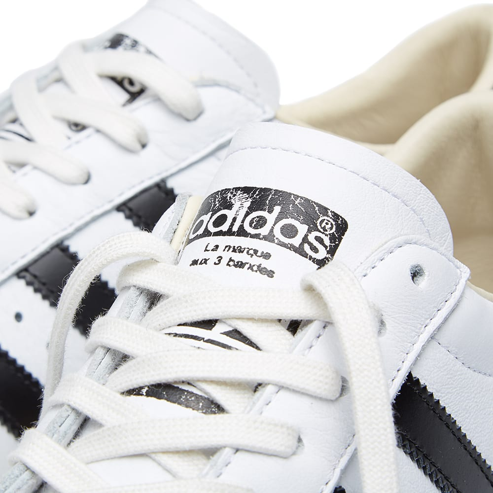 adidas consortium superstar 39 made in france 39 white black. Black Bedroom Furniture Sets. Home Design Ideas