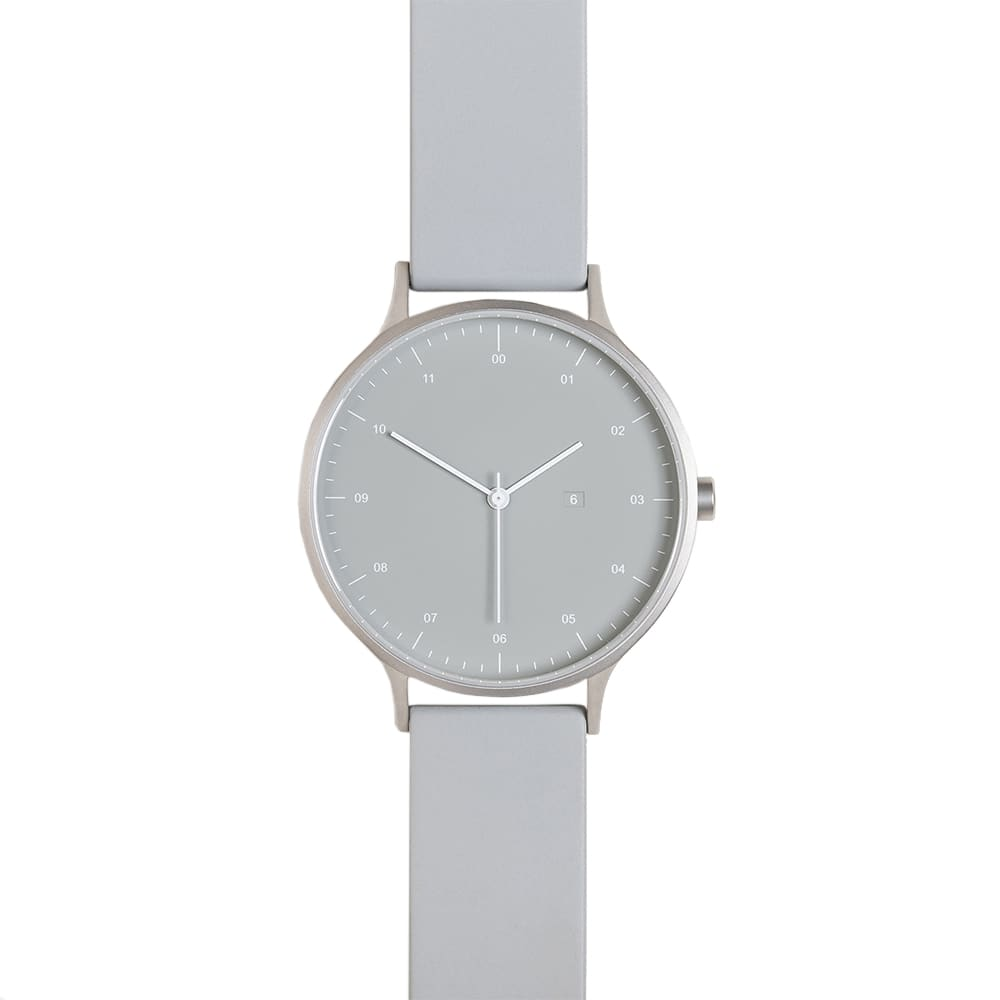 INSTRMNT Instrmnt K-31 Watch in Silver