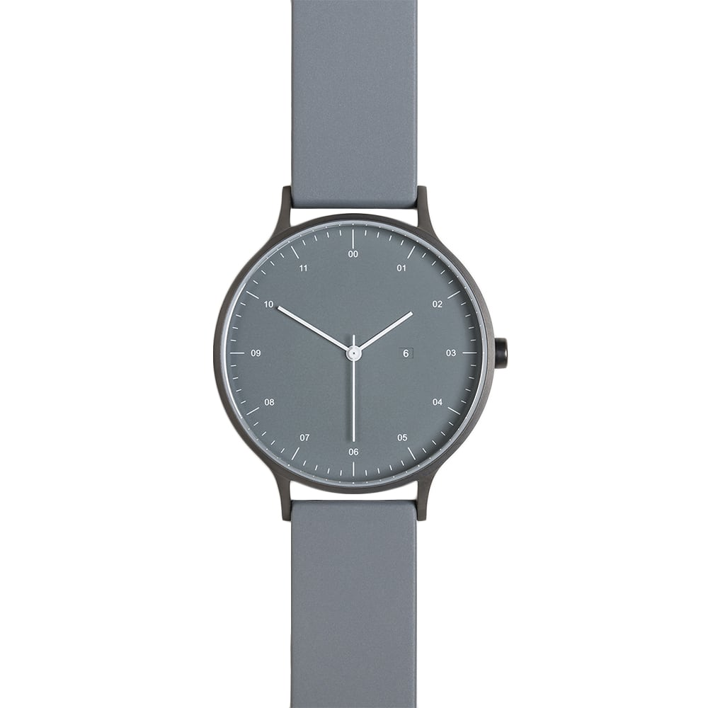 INSTRMNT Instrmnt K-61 Watch in Grey