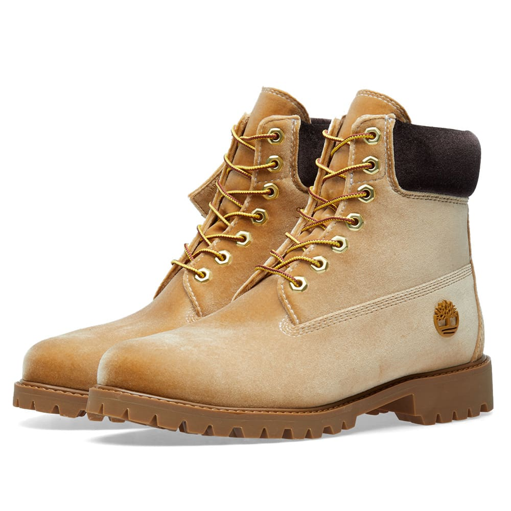 191eff579e7 Off-White x Timberland Boot Beige