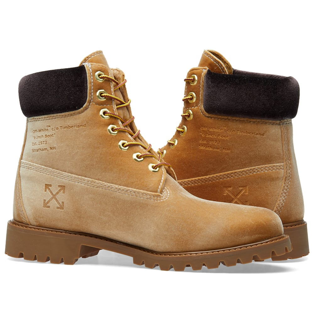 X Off Timberland White Boot Off X Timberland Boot White White Off X lFJK1c