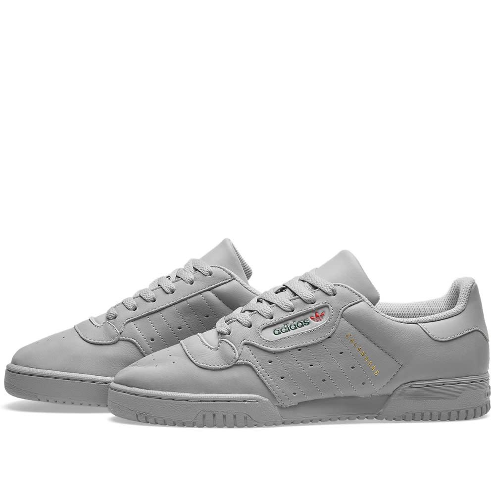 3e5279549f21c Yeezy Powerphase Grey