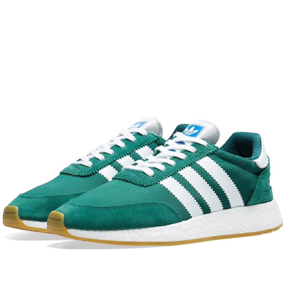 Adidas I-5923 W Green, White \u0026 Gum | END.