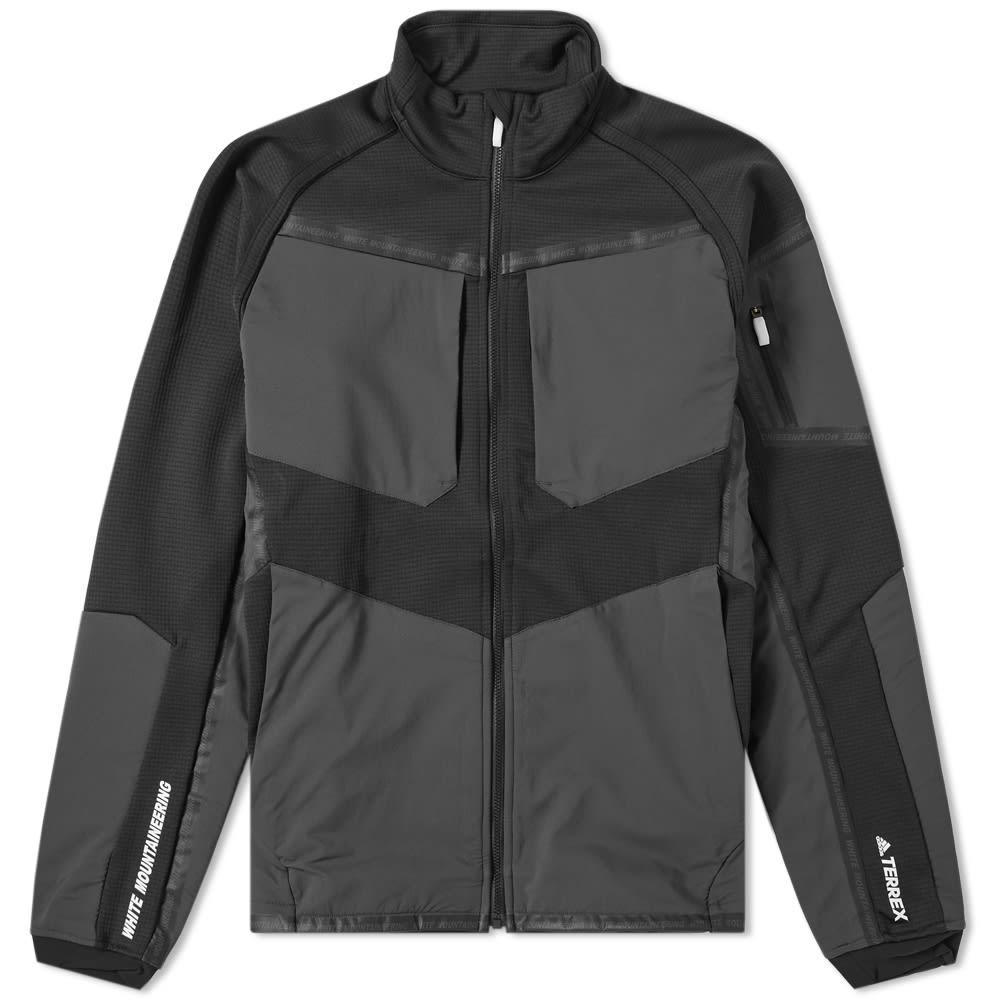 release date: 1f0d8 eaf4b Adidas x White Mountaineering Terrex Stockhorn Jacket Black   END.