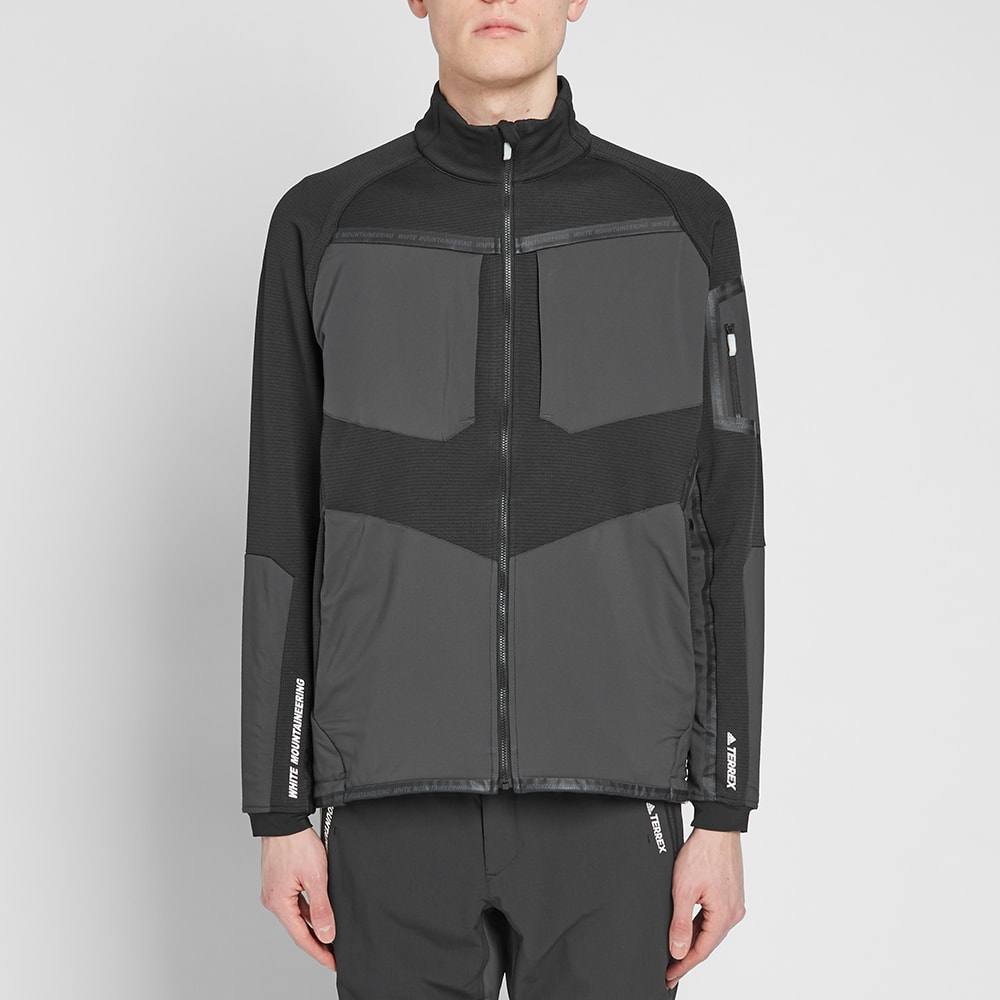 b310bf877 Adidas x White Mountaineering Terrex Stockhorn Jacket Black