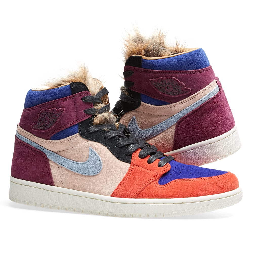 2d2cabb59193b6 Air Jordan 1 High OG NRG W Bordeaux   Armory Blue