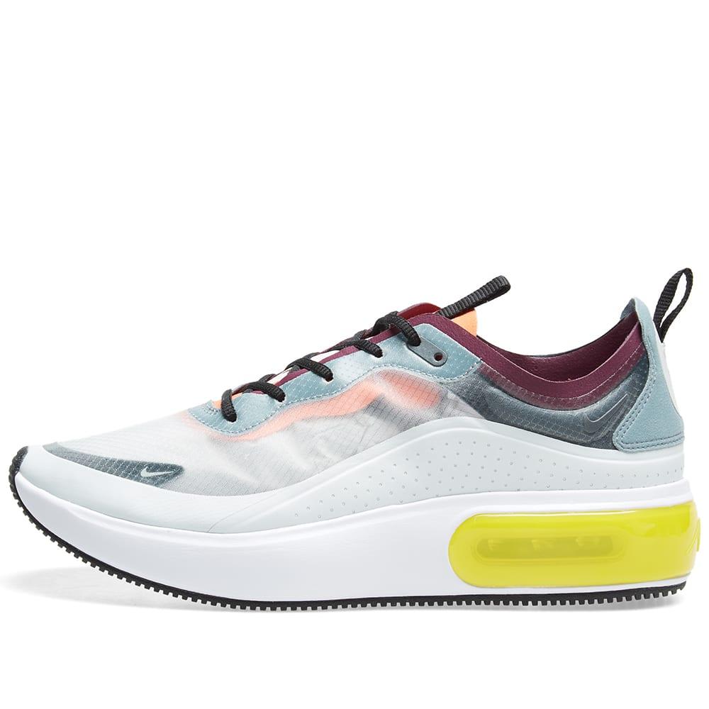 hot sale online 476c6 3cdea Nike Air Max Dia SE QS W Aviator Grey, Black   Jungle   END.