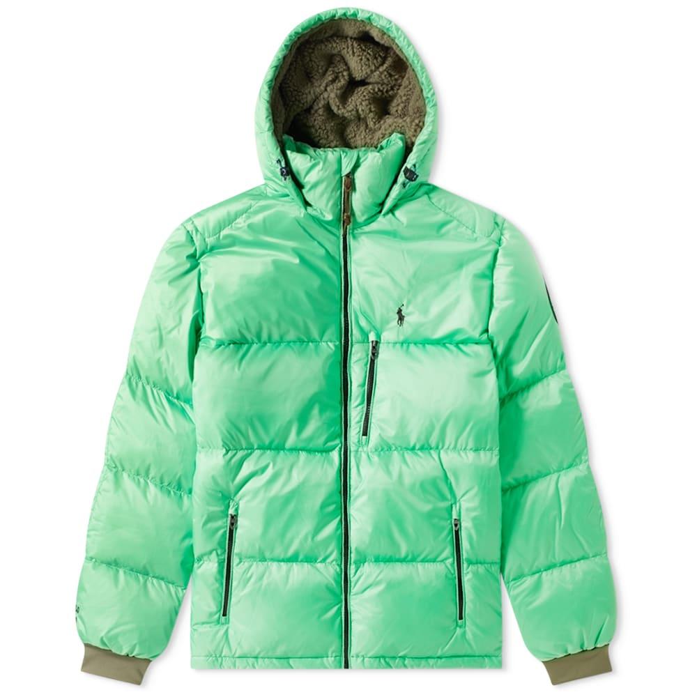 Jacket Polo Lauren Ralph Hooded Down LSMqVpGUz