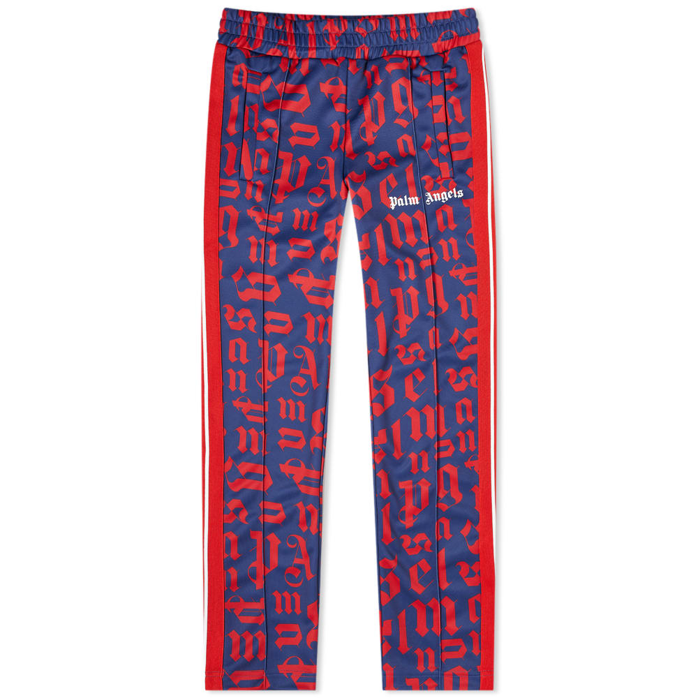Palm Angels Palm Angels Broken Monogram Track Pant