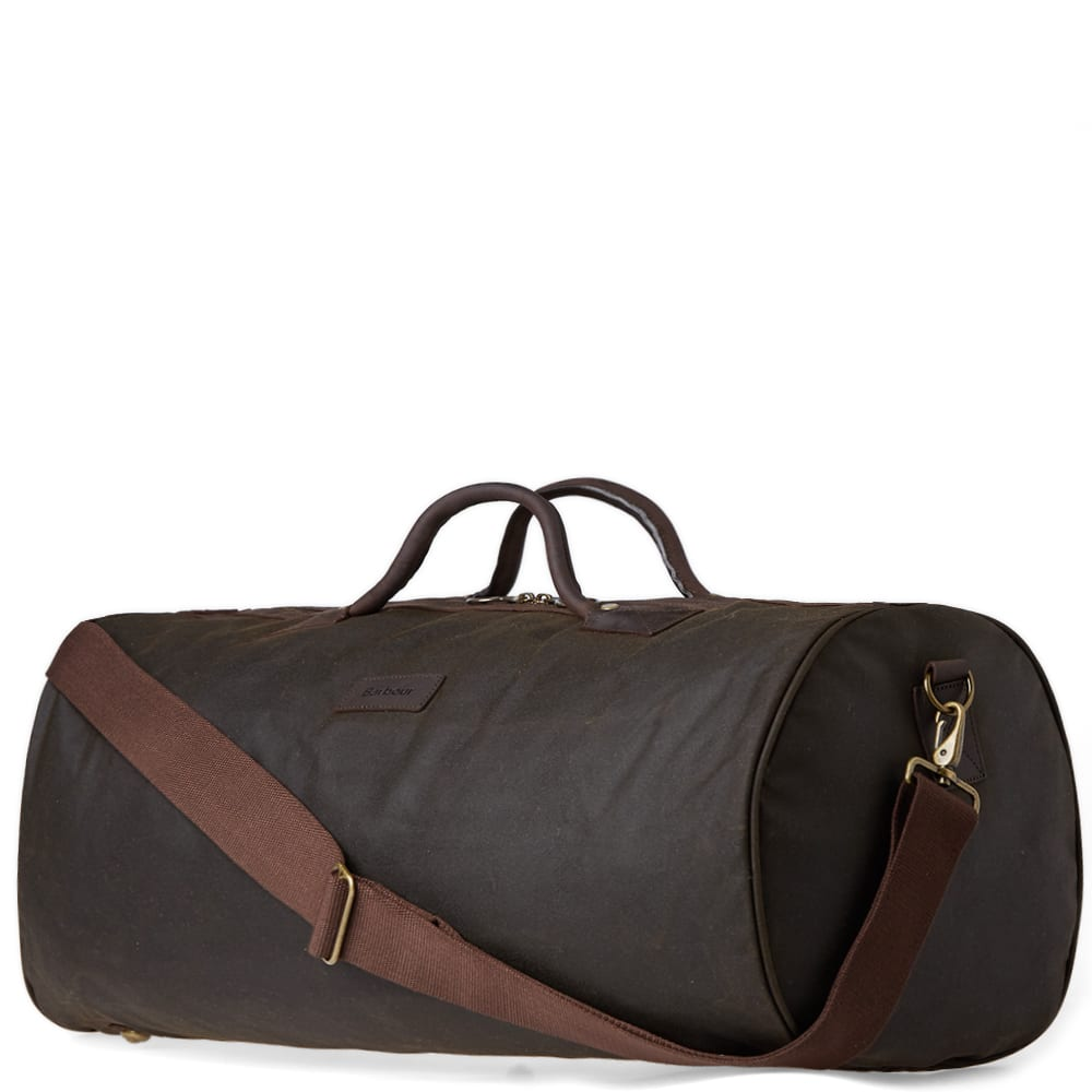 829c664447 Barbour Wax Holdall Olive | END.
