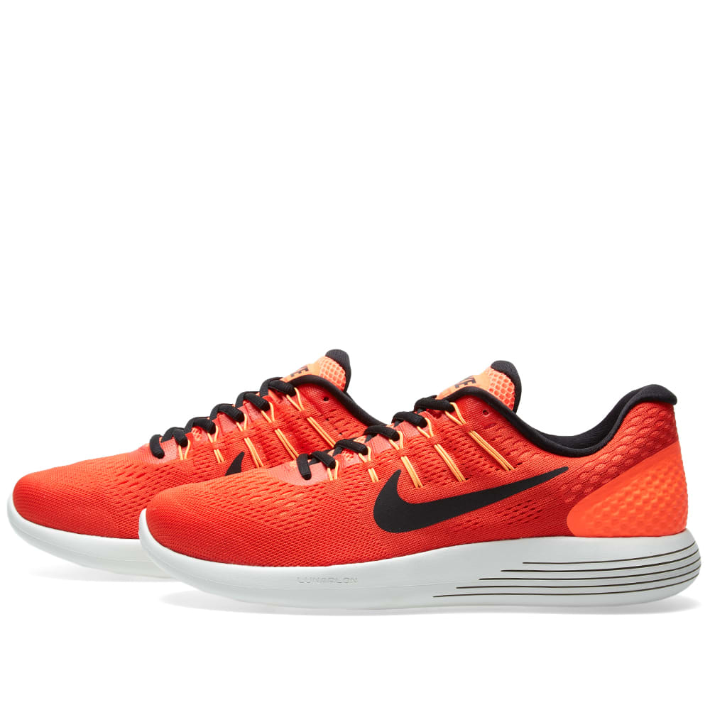 online store 5966b 78f08 Nike LunarGlide 8 Max Orange   Black   END.