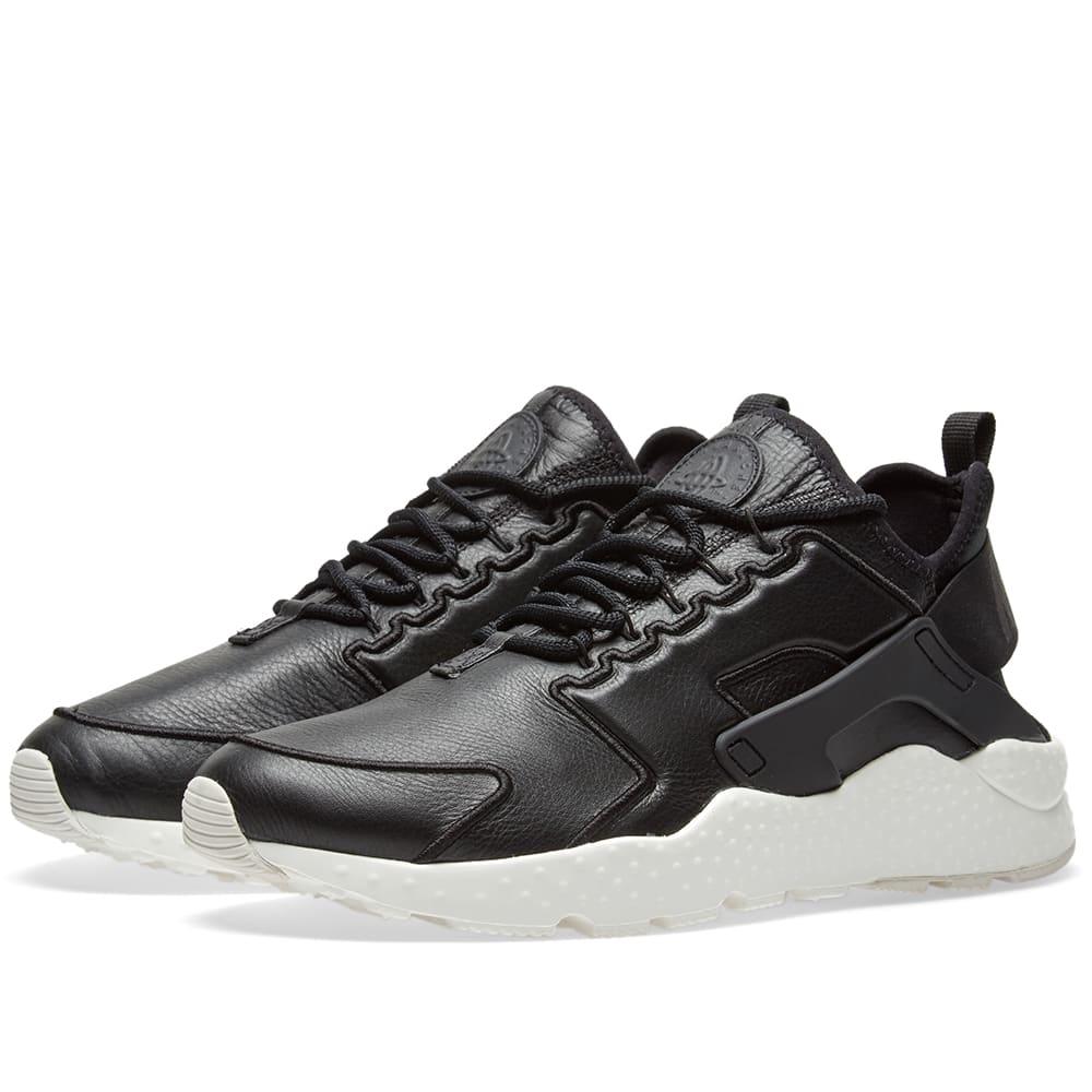 99e6f6a4ffa1 Nike W Air Huarache Run Ultra SI Black   Ivory