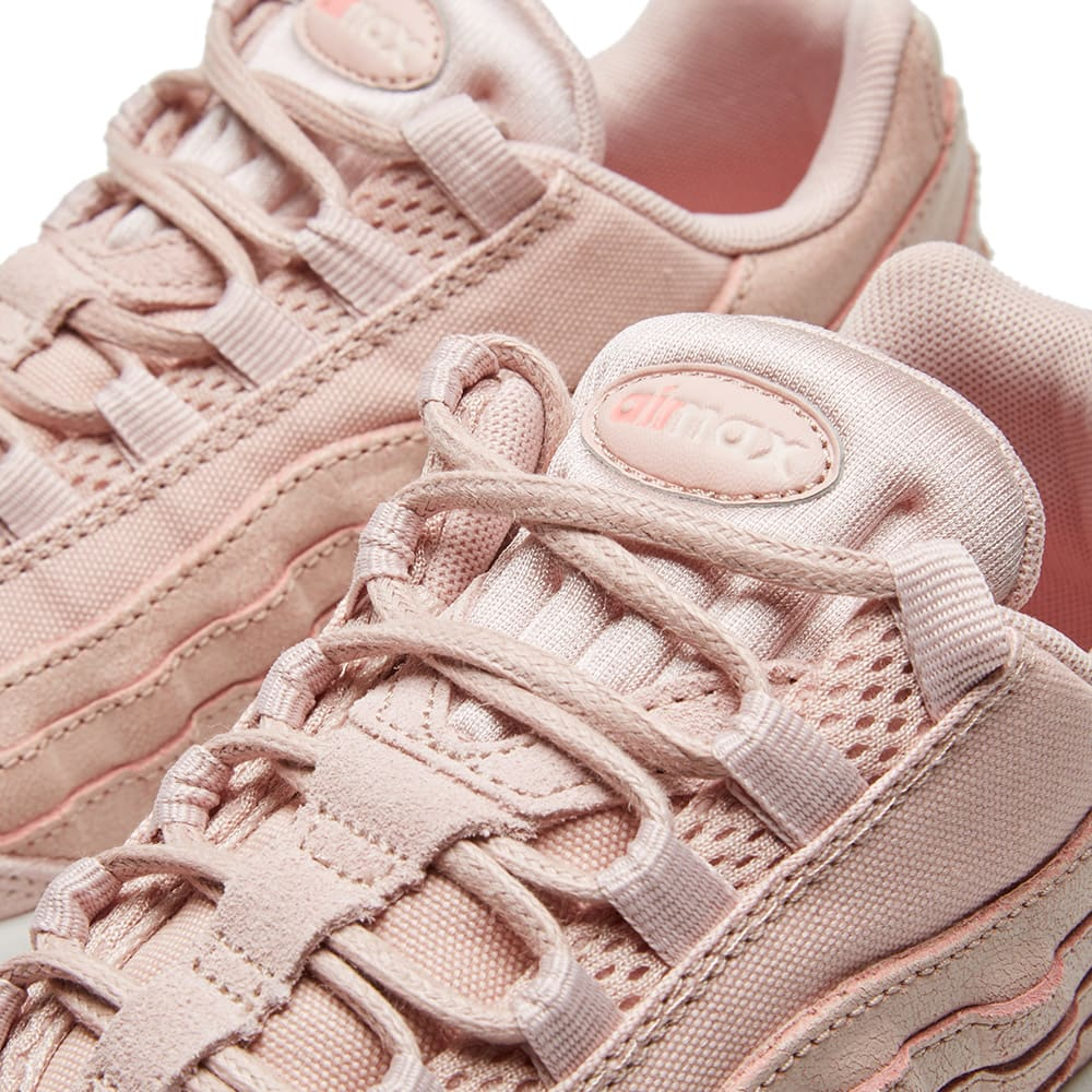 huge selection of 4af48 d0388 Nike W Air Max 95 Premium Pink Oxford   Bright Melon   END.