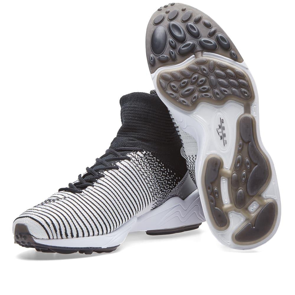 8f14f9c2453d8 Nike Zoom Mercurial XI Flyknit FC Black   White