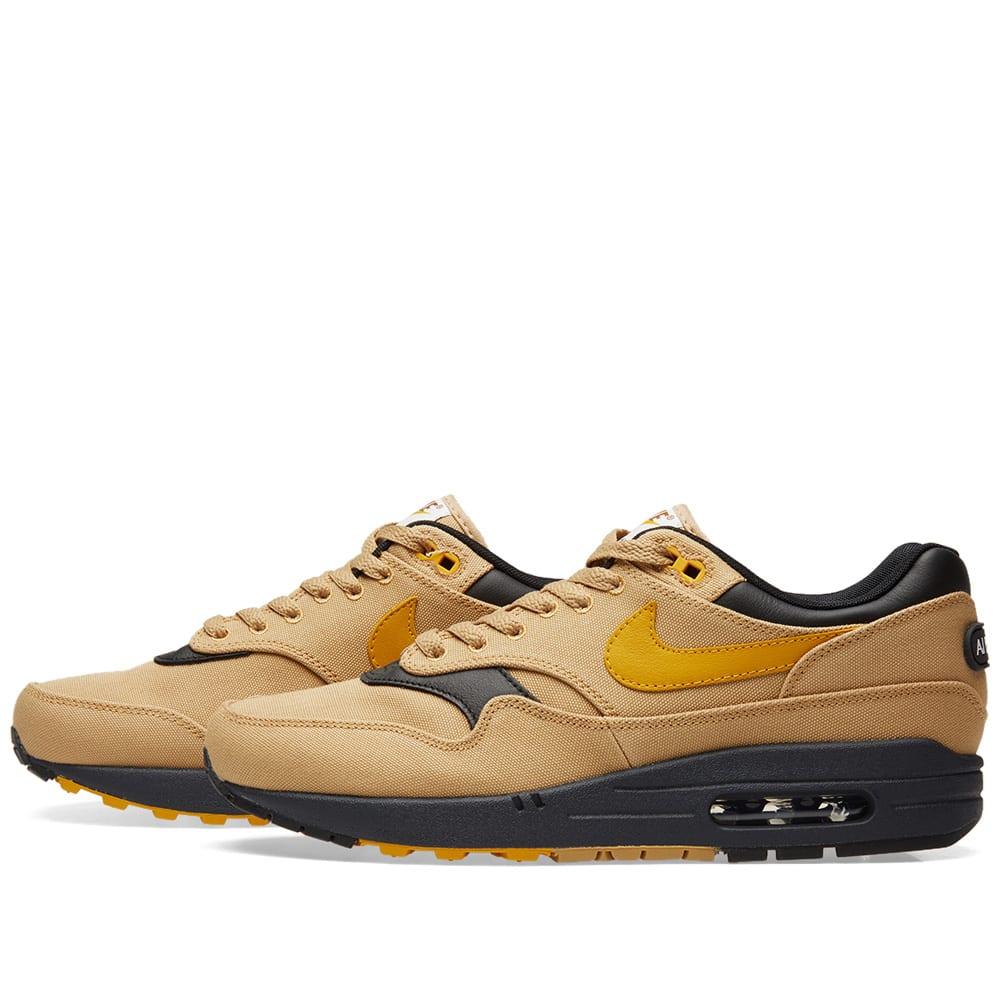 quality design 2bc3a 10b93 Nike Air Max 1 Premium Elemental Gold   Yellow   END.