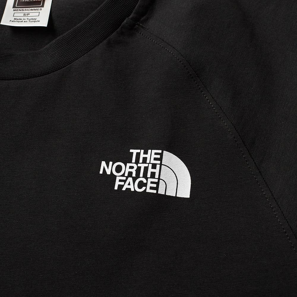 neueste kaufen Junge sehr schön The North Face Raglan Simple Dome Tee