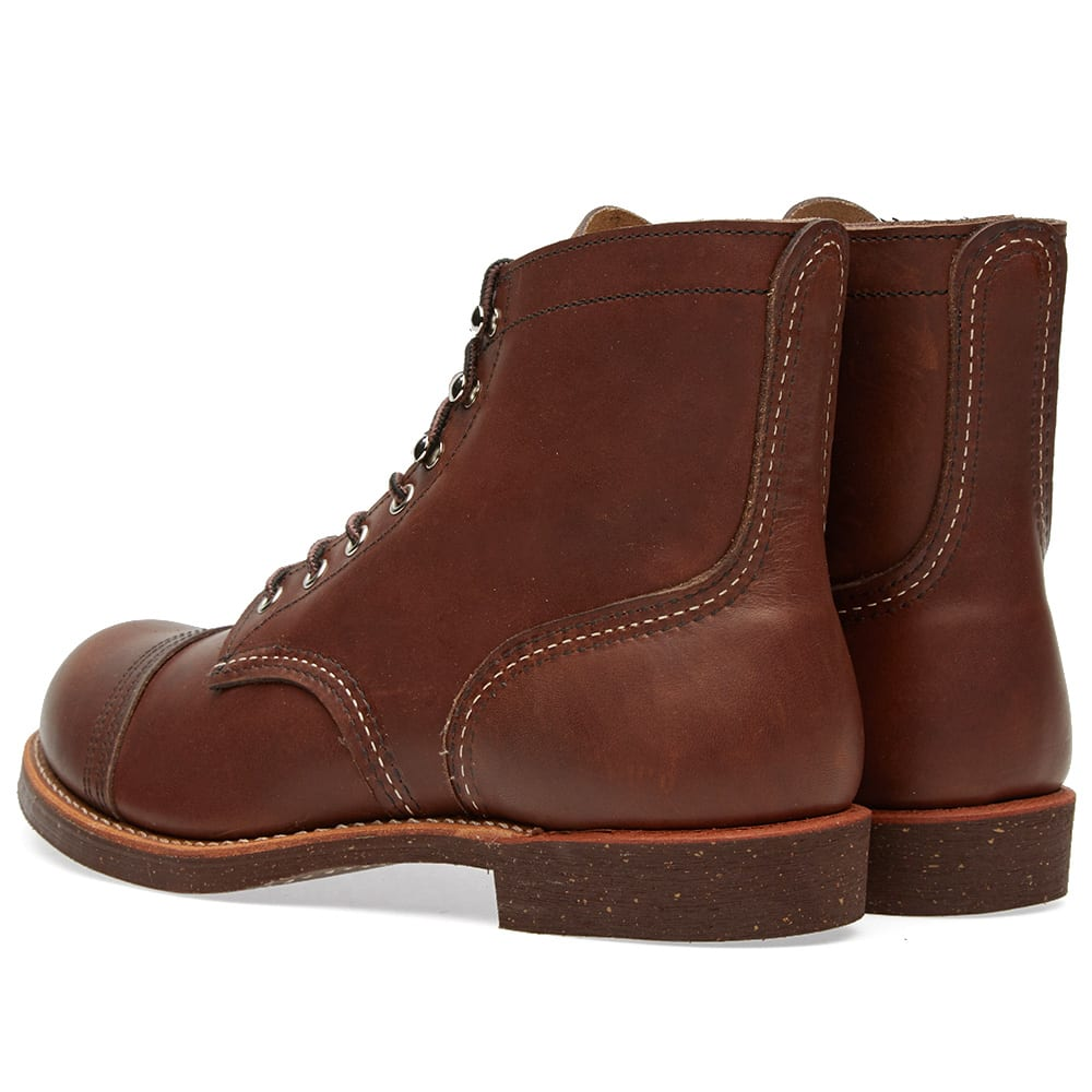 aeae955f9a7 Red Wing 8111 Heritage 6 Iron Ranger Boot