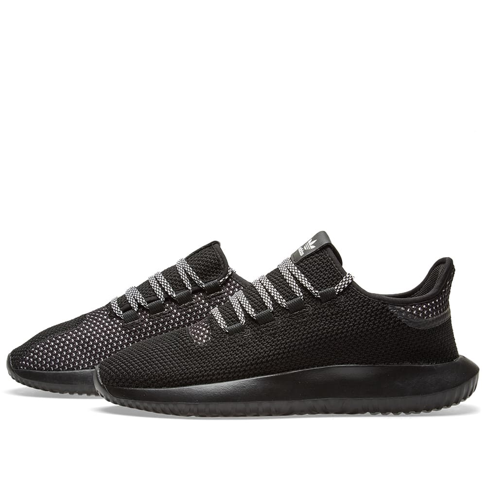 2e783c177 Adidas Tubular Shadow CK Black   White
